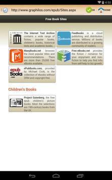 ePub Reader screenshot 19