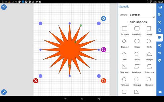 Vector Art Studio screenshot 1