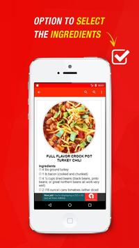 Turkey Chili Recipes screenshot 2