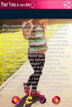 Grossesse et Accouchement screenshot 3