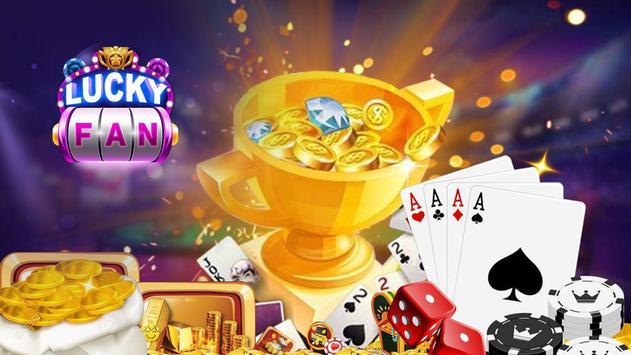 Game Lucky FAN Online, Danh bai doi thuong 2019 poster