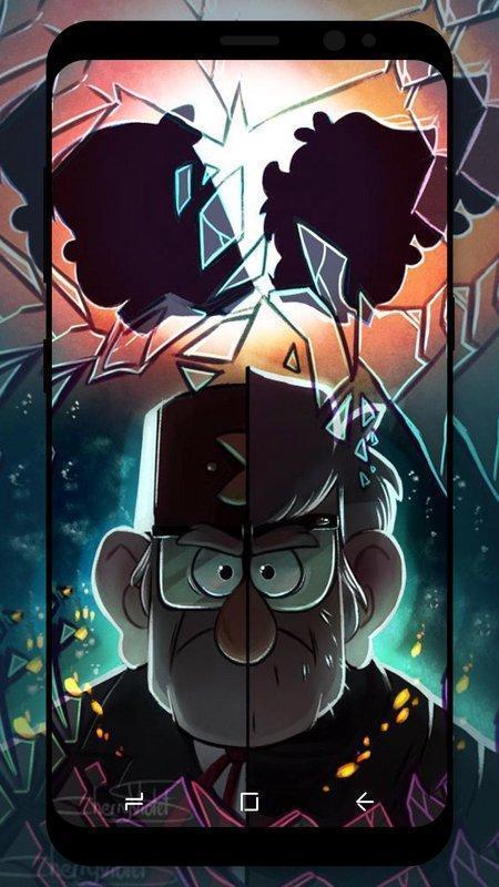 Gravity Falls Wallpaper Für Android Apk Herunterladen