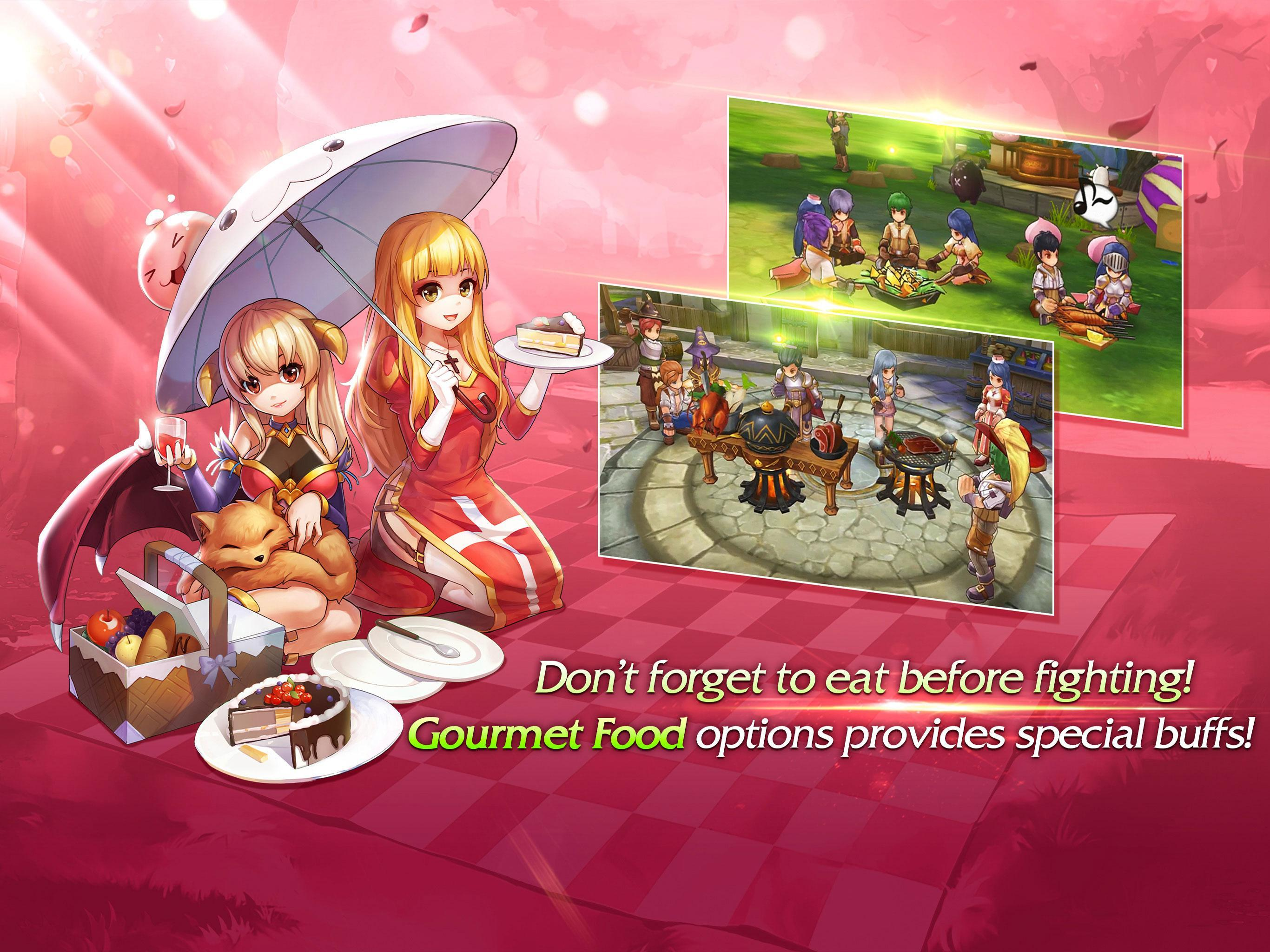 Ragnarok M for Android - APK Download