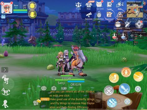 Ragnarok Origin: Fantasy Open World Online MMORPG screenshot 14