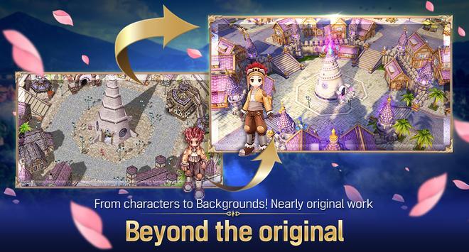 Ragnarok Origin: Fantasy Open World Online MMORPG screenshot 2