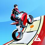 Gravity Rider: game balap motor - motor motocross APK