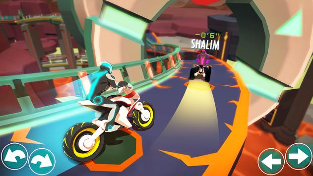 Gravity Rider تصوير الشاشة 3