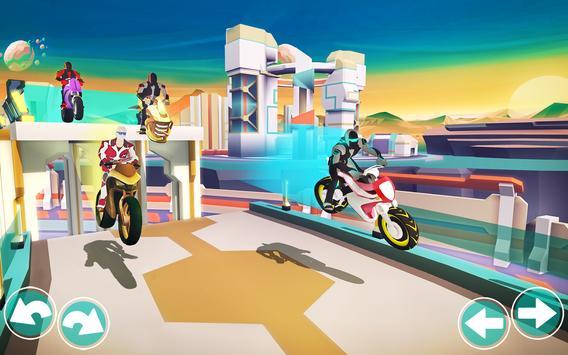 Gravity Rider تصوير الشاشة 14