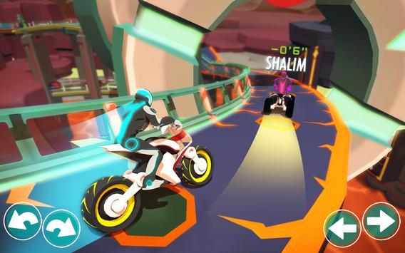 Gravity Rider تصوير الشاشة 19