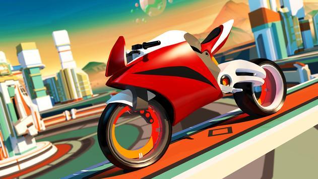 Gravity Rider تصوير الشاشة 1