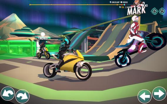 Gravity Rider تصوير الشاشة 23