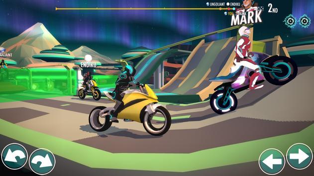 Gravity Rider تصوير الشاشة 7