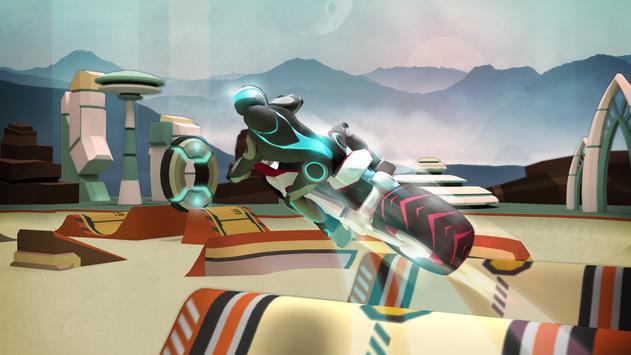 Gravity Rider تصوير الشاشة 5
