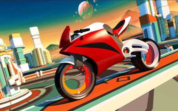Gravity Rider تصوير الشاشة 9