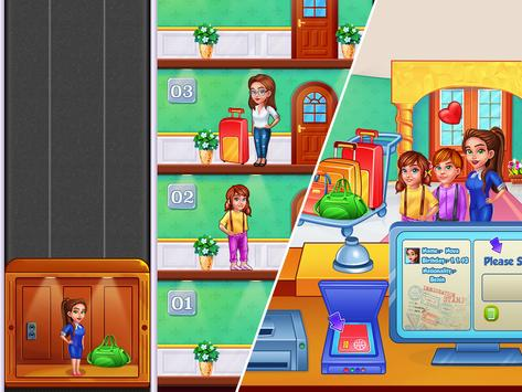 Resort Cleaning Housekeeping - Management Game screenshot 10