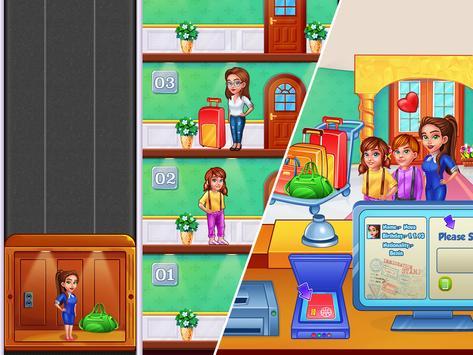 Resort Cleaning Housekeeping - Management Game screenshot 1