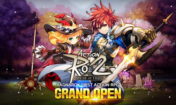 Action RO2 Spear of Odin poster