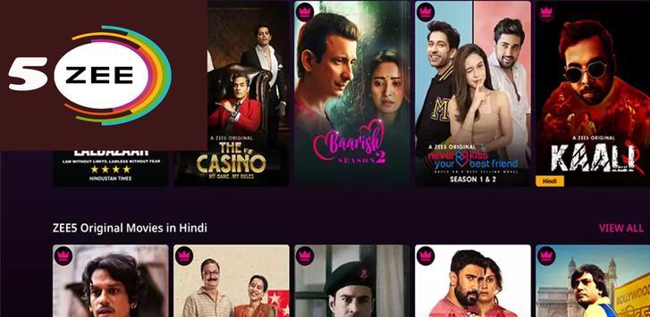 Guideline Zee5 TV Serial Movies Zee Tv Helper screenshot 1