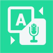 Universal  Translator Text and  Voice Translator icon