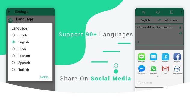 Universal  Translator Text and  Voice Translator screenshot 2