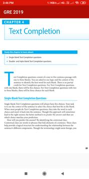GRE Exam Preparation Apps screenshot 4