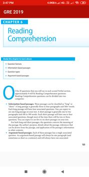 GRE Exam Preparation Apps screenshot 6