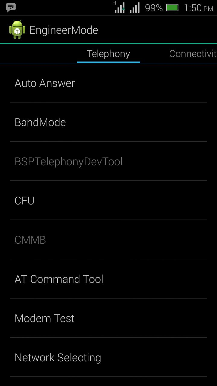 MTK Engineering Mode - Advanced Settings & Tooling for