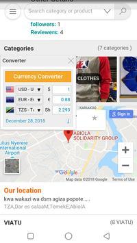 Social market screenshot 2