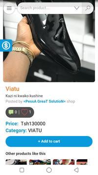 Social market screenshot 3