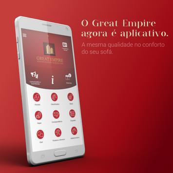 Great Empire Síndico App poster