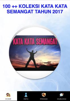 101 KATA KATA SEMANGAT 2020 poster