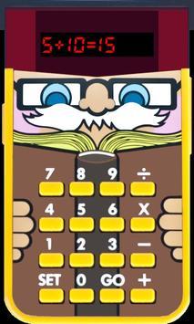 Little Professor - math for kids poster