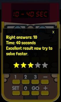 Little Professor - math for kids screenshot 1
