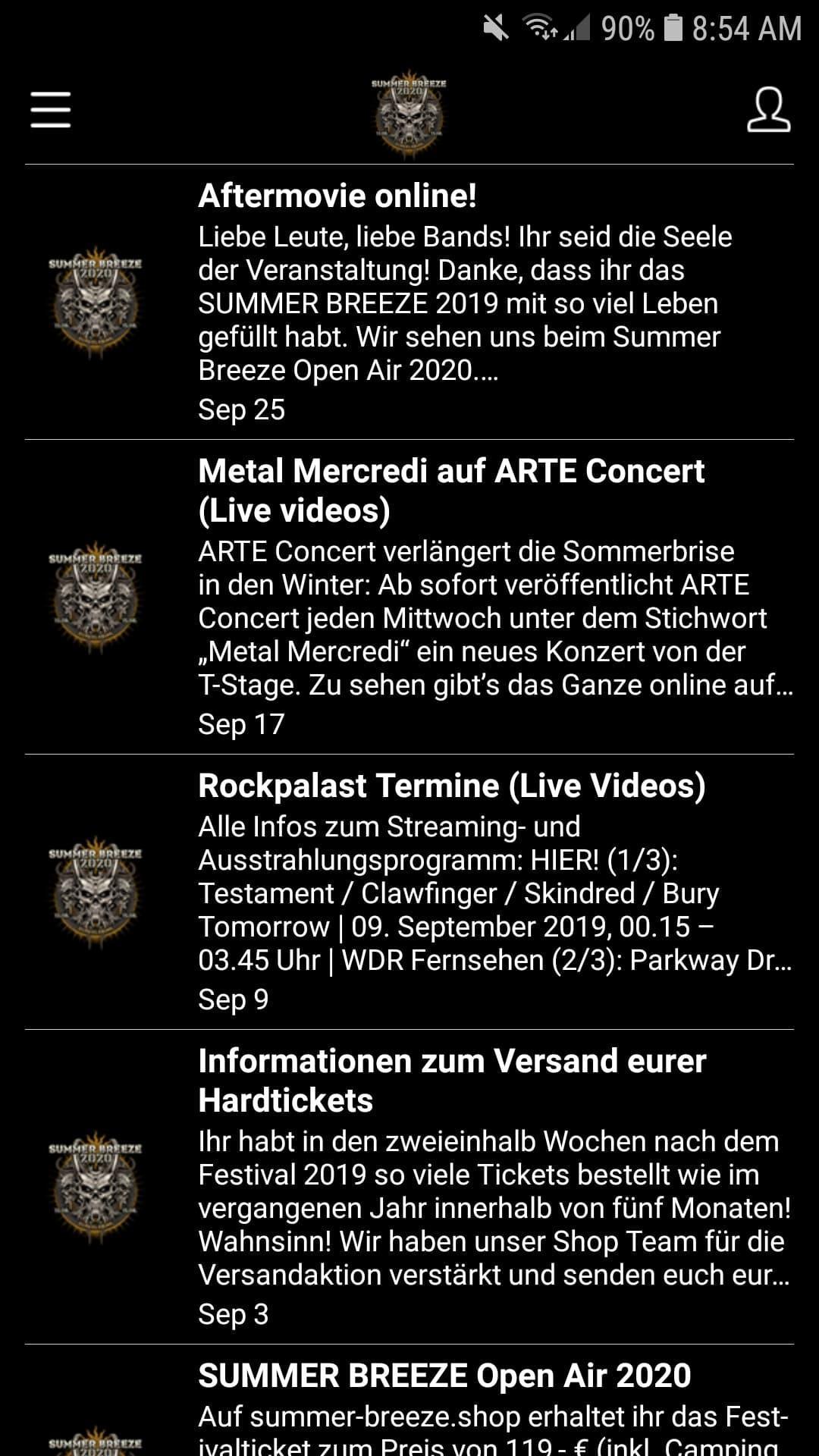 summer breeze 2019 live stream