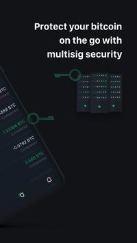 Blockstream Green Wallet screenshot 1