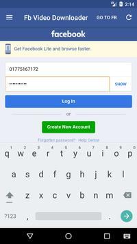 facebook video downloader apk file free download