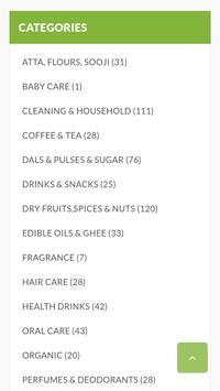 Greenberry Shopping screenshot 1
