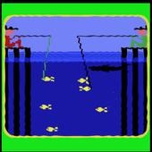 Retro Fishing icon