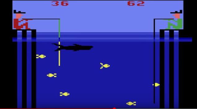 Retro Fishing screenshot 1