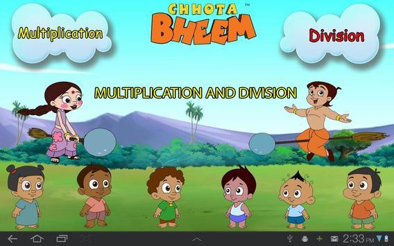 Fun Math with Chhota Bheem screenshot 2