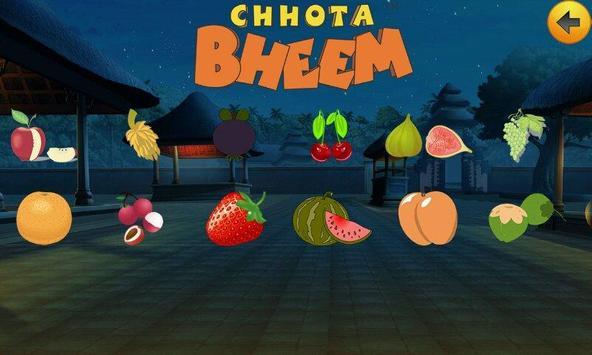 LearnFruitsWith Bheem In Hindi screenshot 8