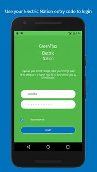 GreenFlux Electric Nation poster