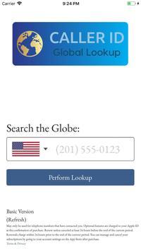 Caller-ID poster