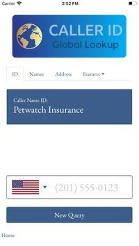 Caller-ID screenshot 1