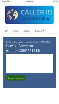 Caller-ID screenshot 7