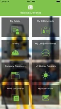 Greenhatch App poster