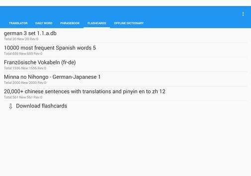 Chinese English Translator App screenshot 11