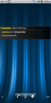 Spanish English Translator screenshot 5