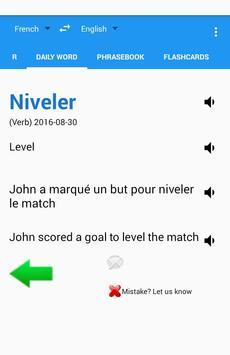French English Translator Free screenshot 4