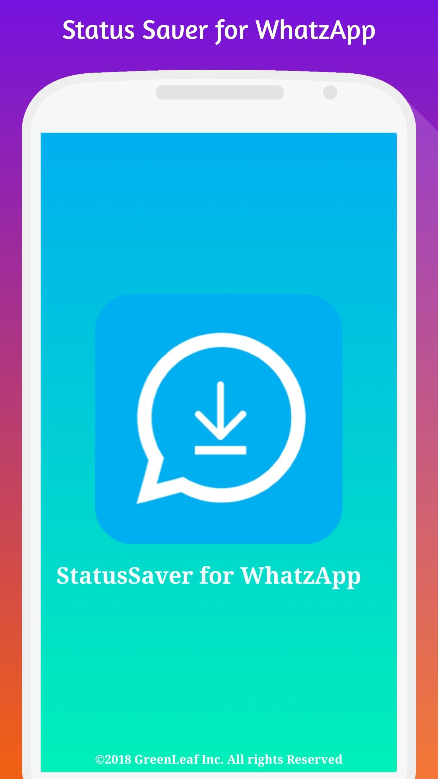 Status Saver For Whatsapp Status Downloader App For Android
